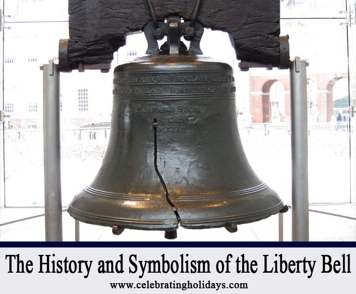Liberty Bell Celebrating Holidays