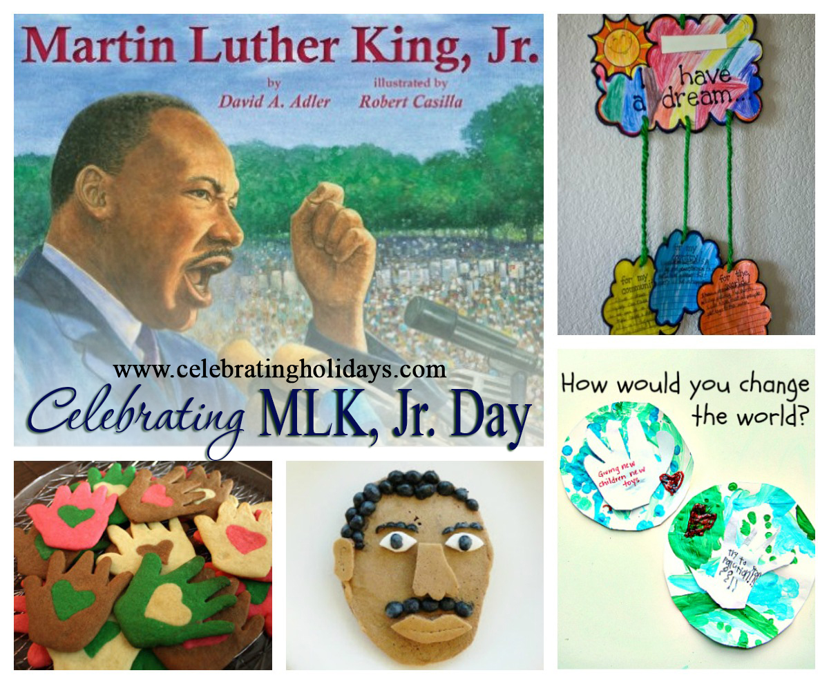Martin Luther King Jr Day Traditions Celebrating Holidays