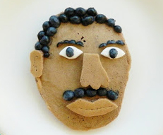 Martin Luther King, Jr. Day Pancakes