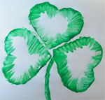 Cookie Cutter Shamrock
