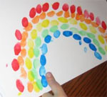 Fingerprint Rainbow