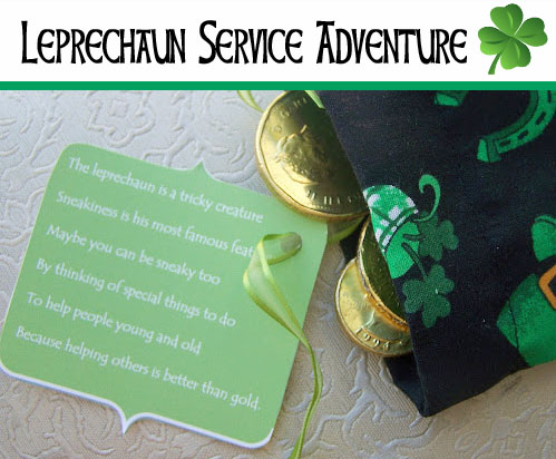 St. Patrick's Day Service Acts