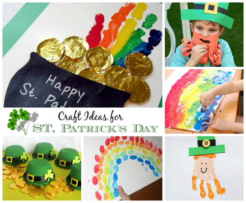 St. Patrick's Day DIY Craft Ideas