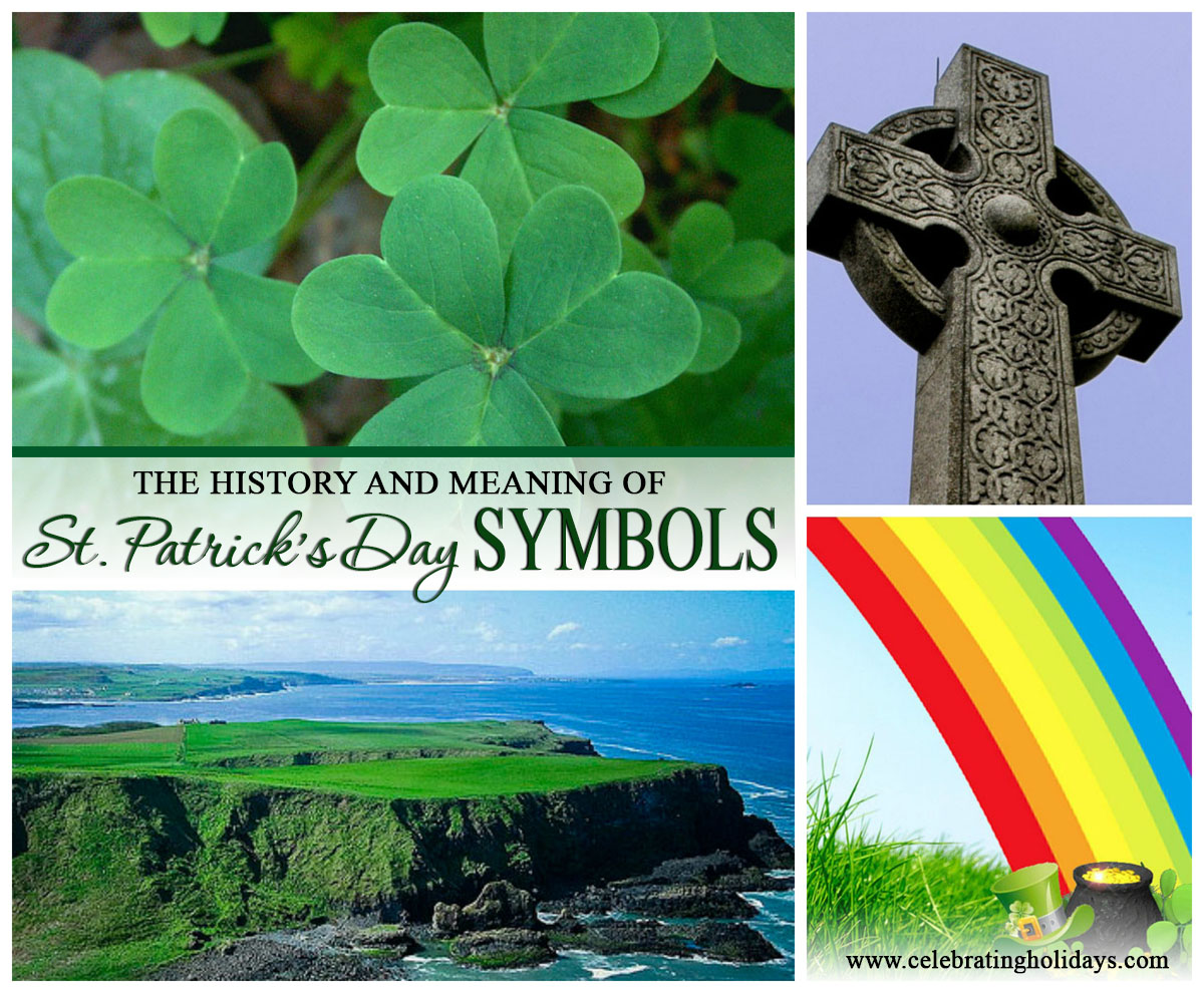 St Patricks Day Symbols Celebrating Holidays