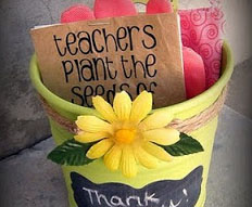 Gardening Gift for Teacher Appreciation
