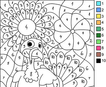 Thanksgiving Coloring Pages | Celebrating Holidays