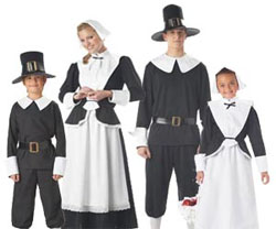 The Pilgrims as a Symbol of Thanksgiving | Celebrating Holidays