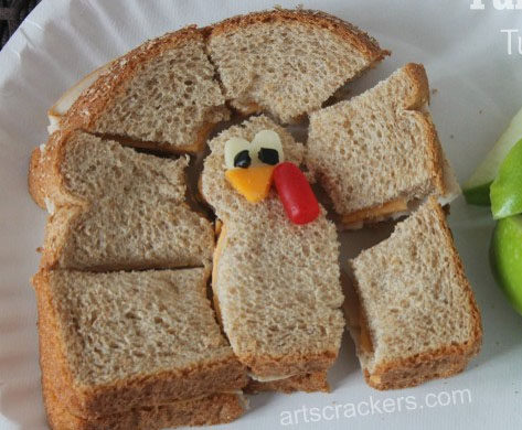 Turkey Sandwich 5