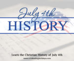 History of July 4th