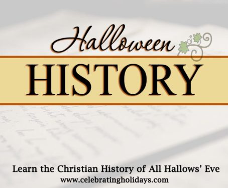 Origins of halloween christian perspective on dating