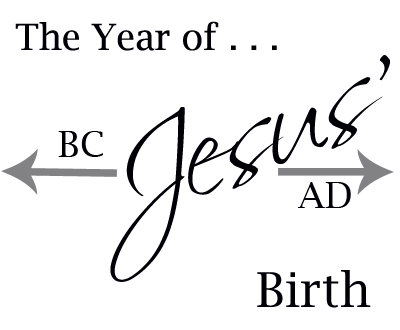 History of the Year of Christ's Birth