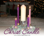 Advent Christmas Eve/Day Scripture Reading, Music, and Candle Lighting