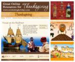 Thanksgiving Online Resources