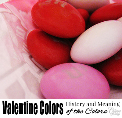 Valentine's Day Colors
