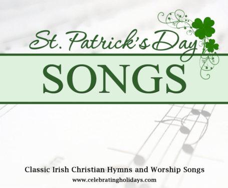 St  Patrick's Day Songs | Celebrating Holidays