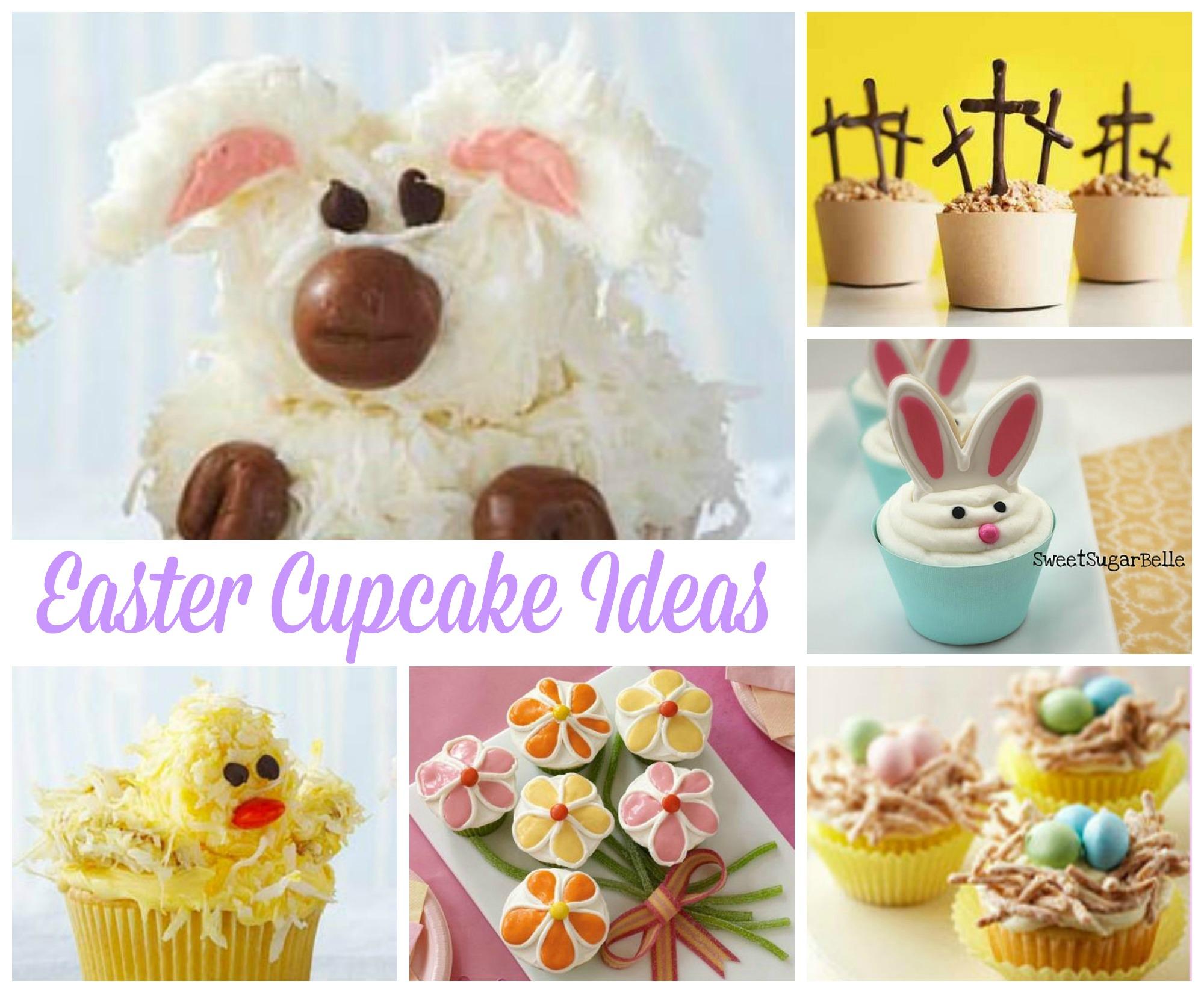 Easter Cupcake Fun