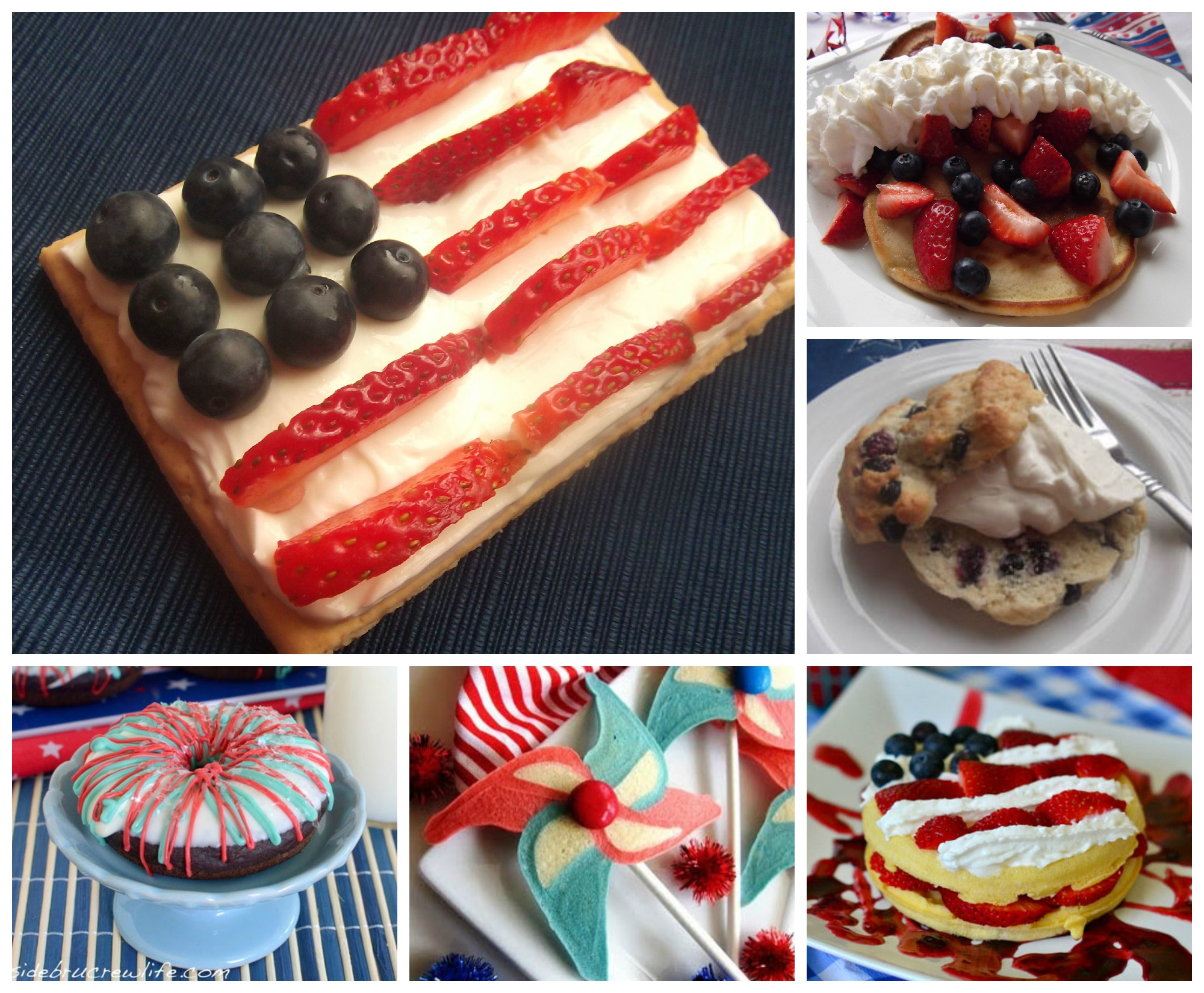 July 4th Breakfast Ideas and Recipes