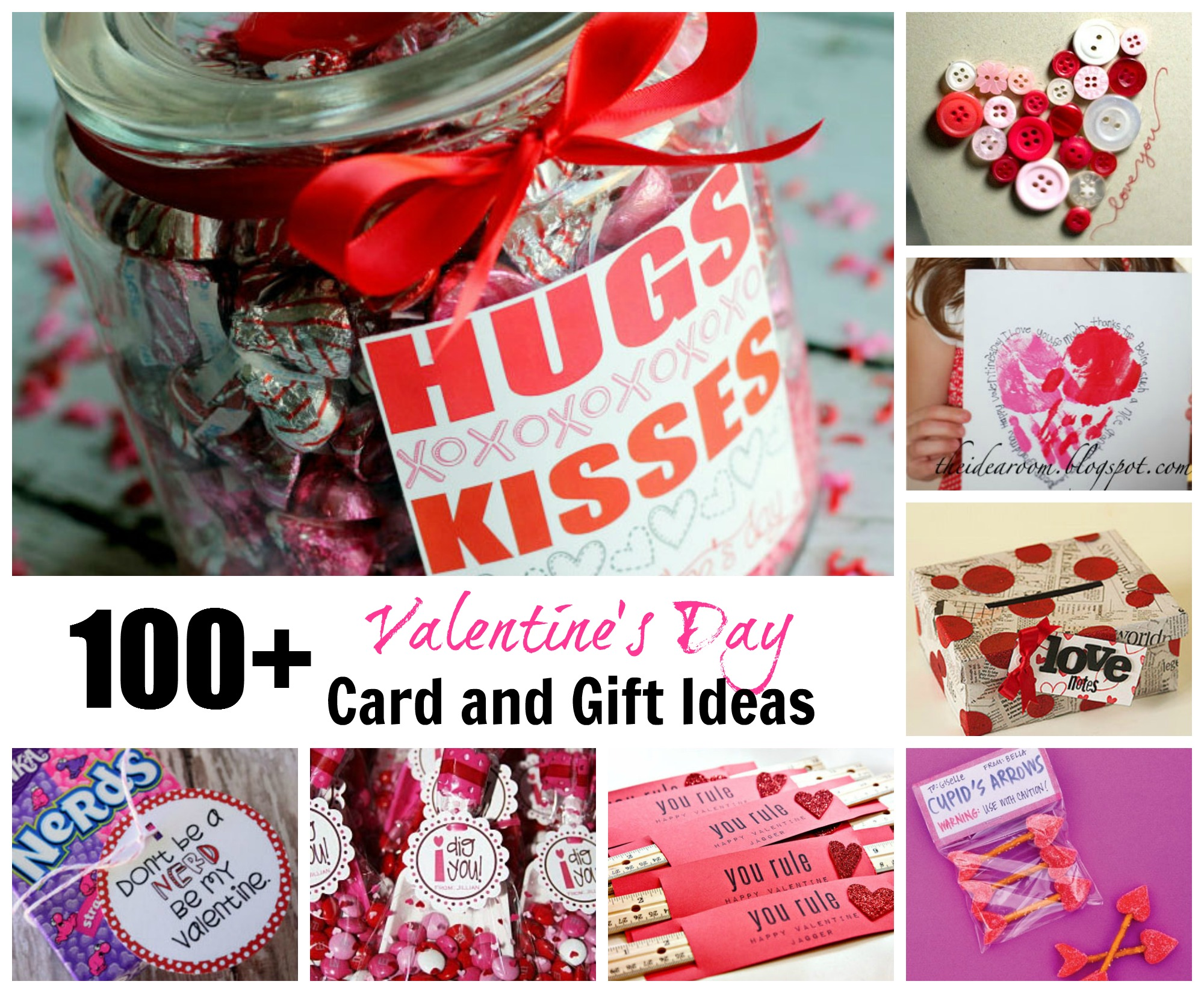 Valentines Gifts For Her Homemade The