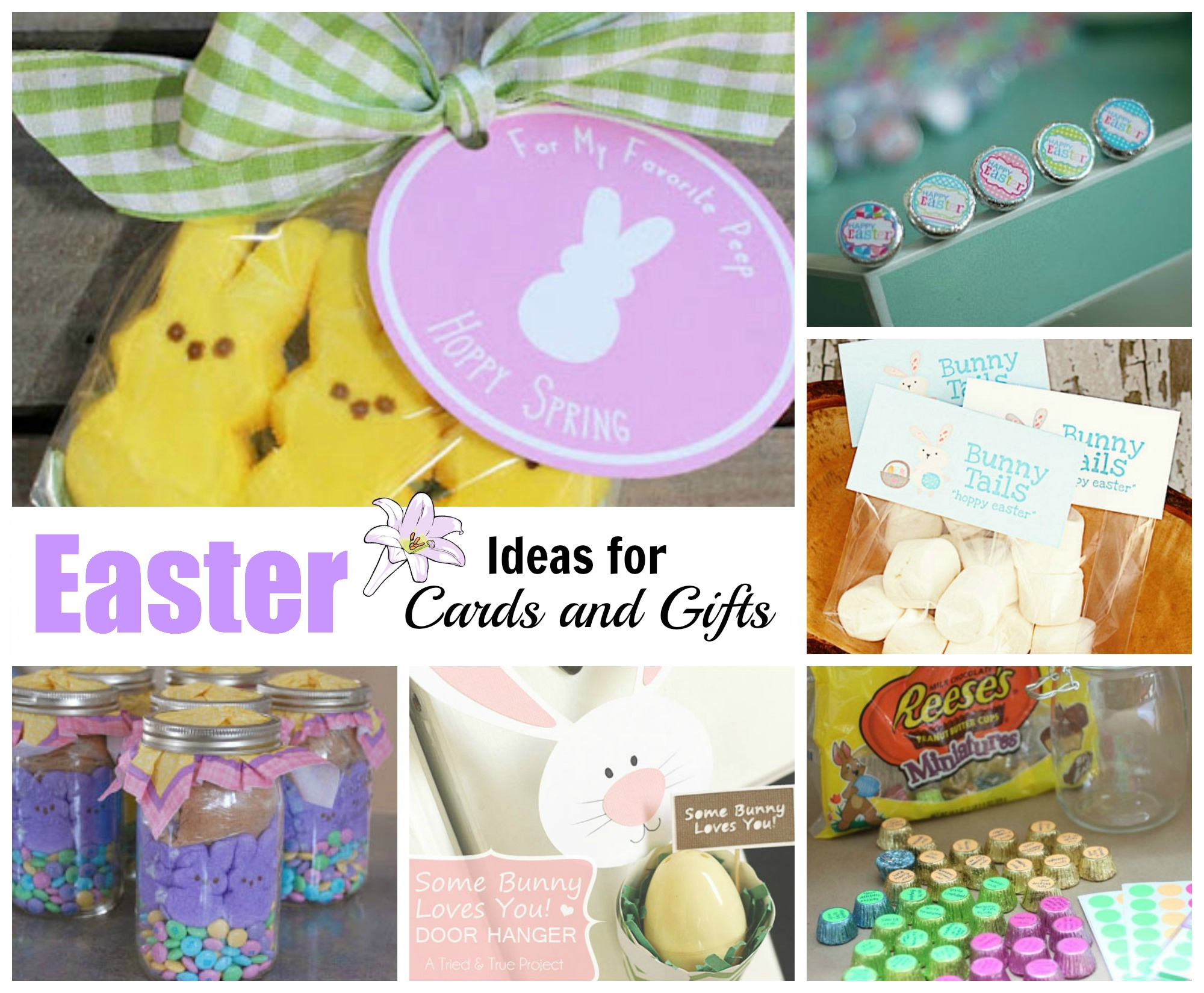 Easter free printable gift tags celebrating holidays easter card and gift ideas negle Gallery