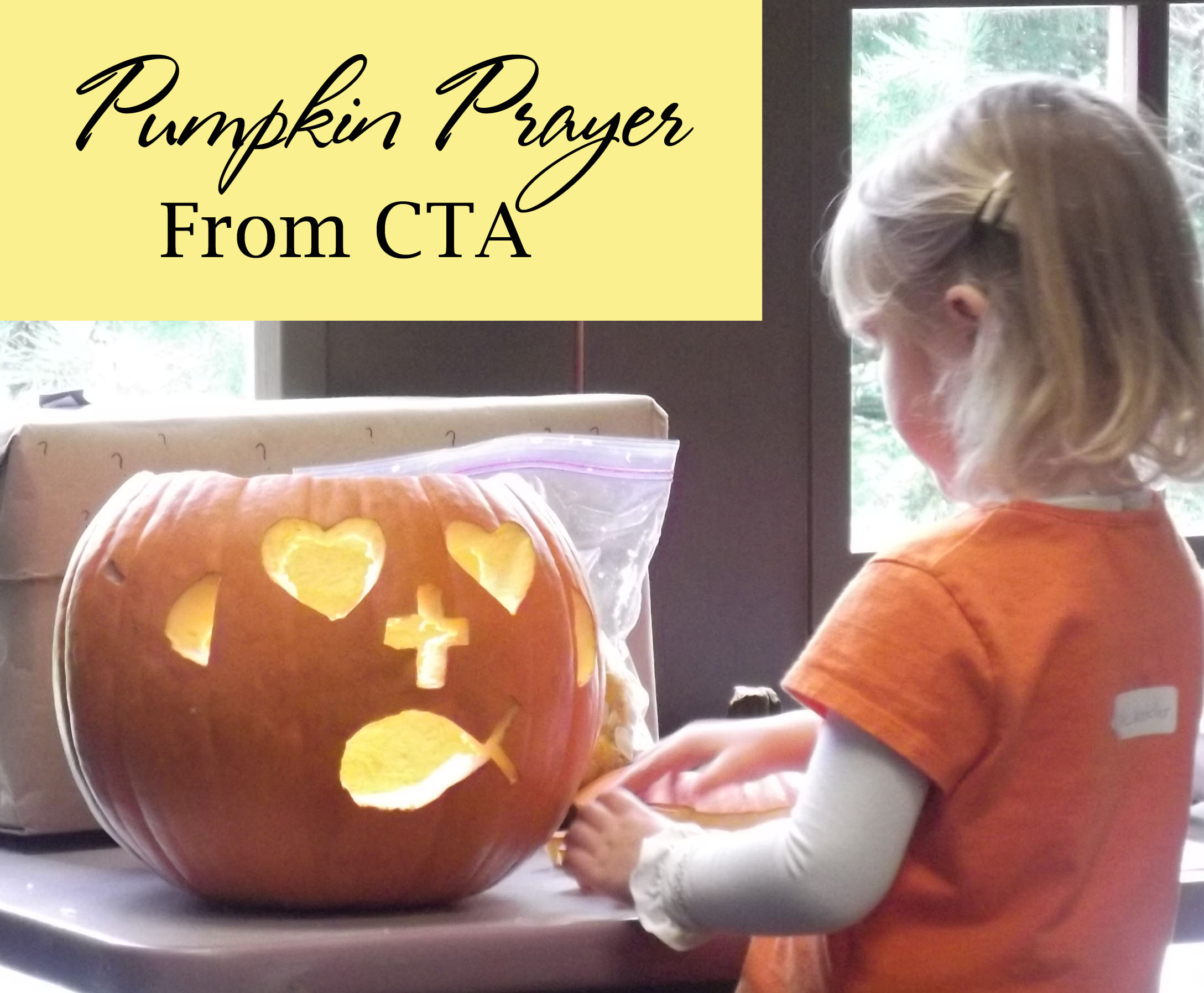 image regarding Pumpkin Prayer Printable identified as Pumpkin Prayer Poem Celebrating Holiday seasons