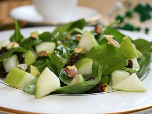 Apple Pistachio Salad Recipe