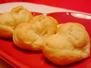 Heart Biscuits Recipe