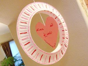 Valentine Bible Crafts