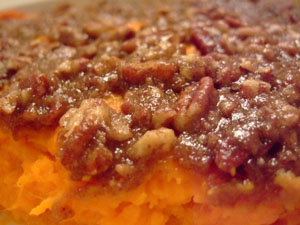 Praline Pecan Sweet Potato Recipe
