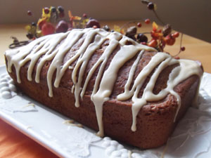 Praline Pumpkin Bread Recipe