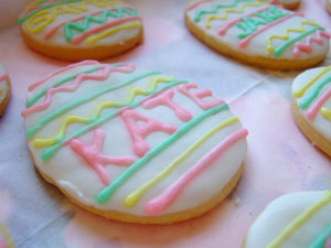 Sugar Cookie Cut-Outs Recipe