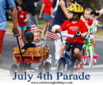 July 4th ParadeTraditions