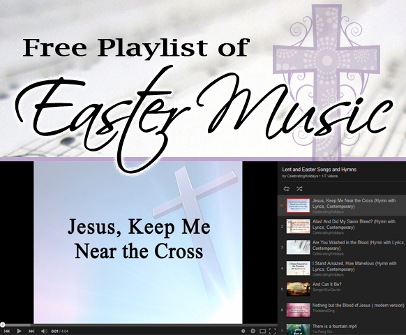 Easter Song Playlists