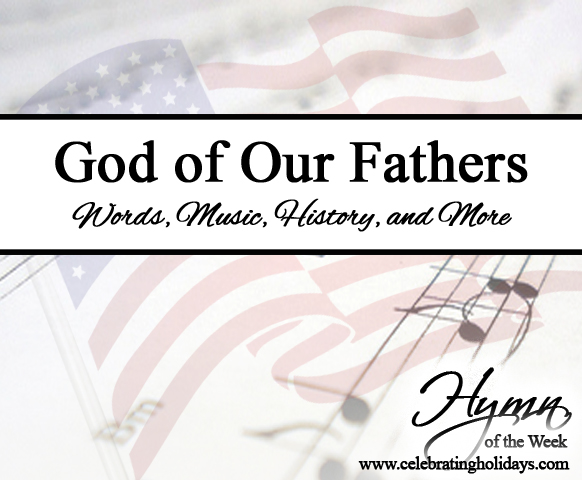 God of Our Fathers