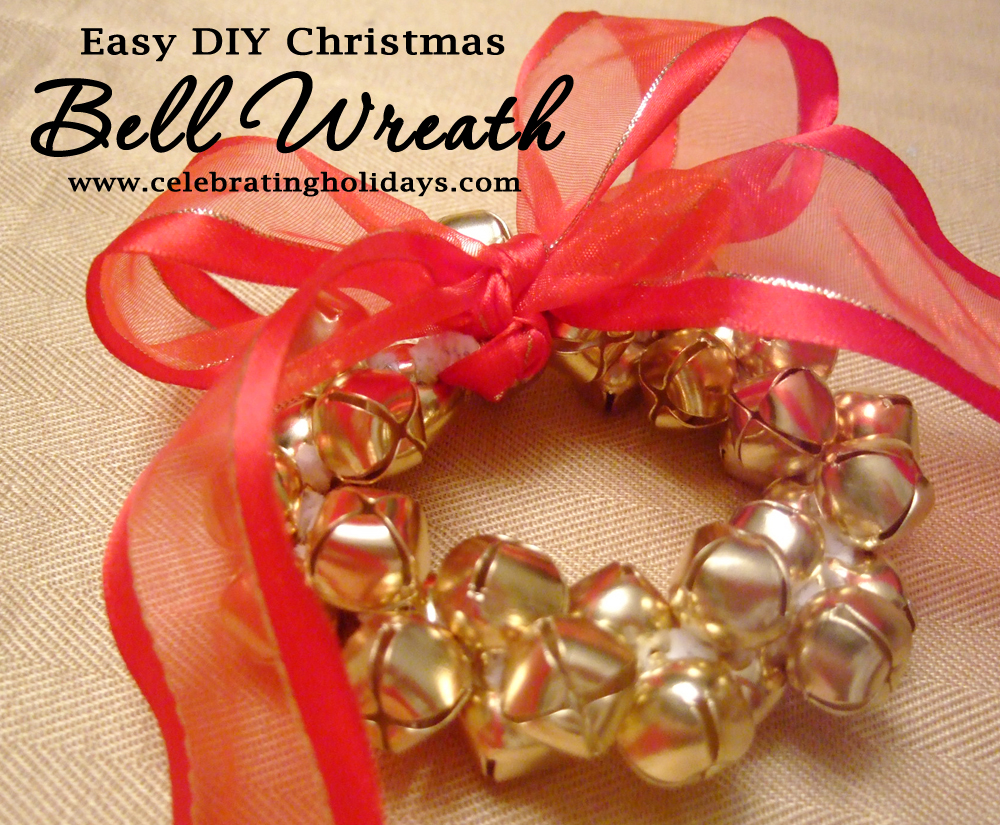Bell Wreath Craft