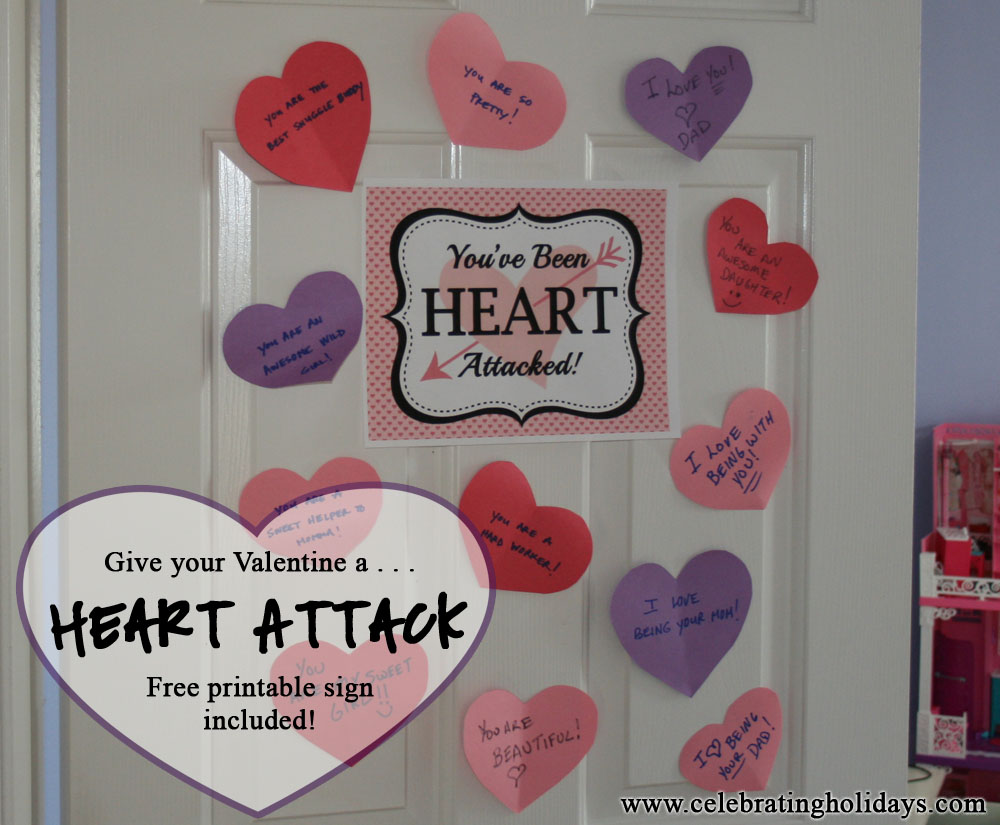 Heart Attack Your Valentine