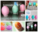 Easter Egg Drying Methods
