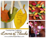 Leaves of Thanks